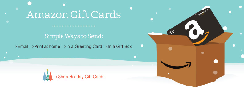 Amazon.com: Gift Cards
