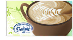 International Delight Hazelnut Liquid Creamer
