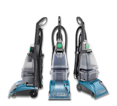 Hoover Steam Vac Vacuum Carpet Rug Cleaner Clean Surge