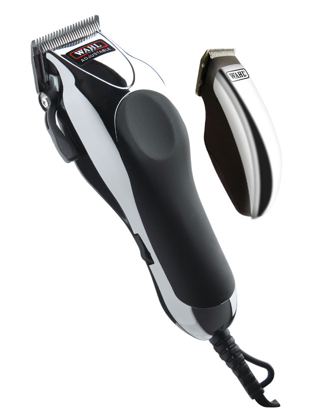 Amazon.com : Wahl 79524-1001 Deluxe Chrome Pro with Multi ...