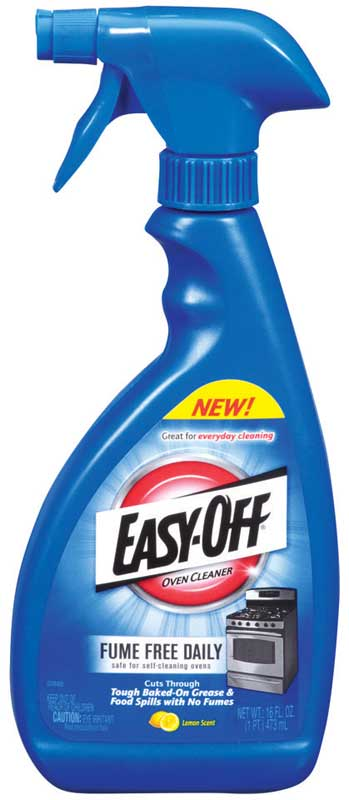 Easy Off Stove Top Cleaner: Amazon.com: Easy Off -Oven Cleaner- Fume Free Trigger 16