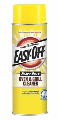 Amazon Com Easy Off Heavy Duty Oven And Grill Cleaner 24