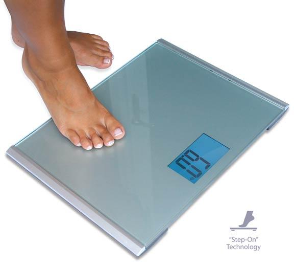 Eatsmart precision plus digital bathroom scale - How to calibrate a bathroom scale ...