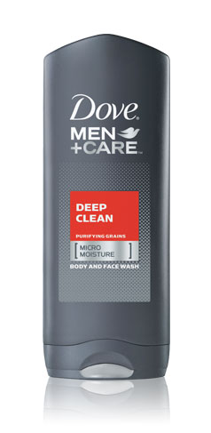 Amazon Com Dove Men Care Body And Face Wash Deep Clean