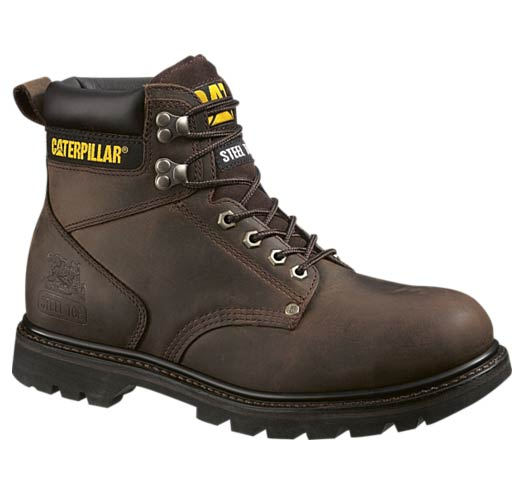 Amazon Com Caterpillar Men S 2nd Shift 6 Quot Steel Toe Boot
