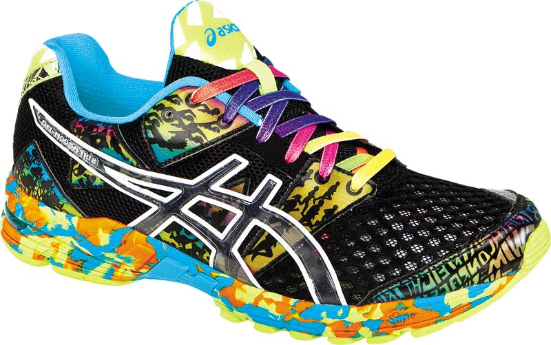 Asics Gel Noosa Tri  Womens Breathable Light Running Shoes