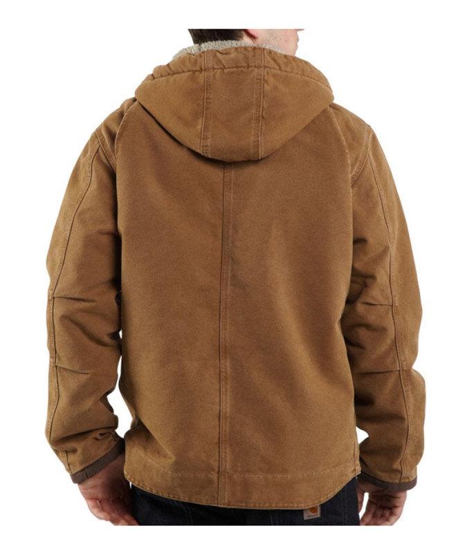 Amazon.com: Carhartt Men's Big & Tall Hooded Multi Pocket
