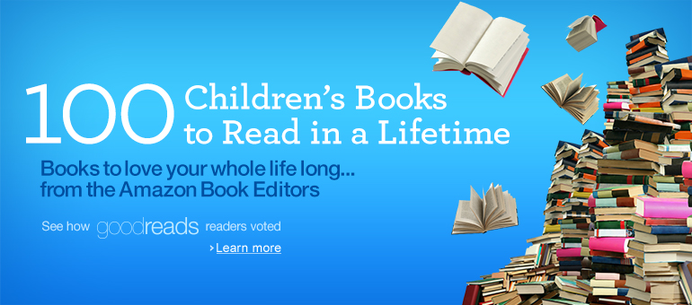 100 Children's Books to Read
