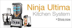 Ninja Ultima Kitchen System Recipes