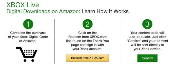 Amazon.com: Microsoft Xbox LIVE 12 Month Gold Membership