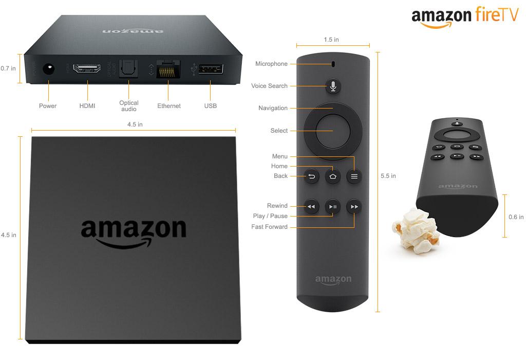 Review: Amazon Fire TV vs Apple TV vs Roku | Time