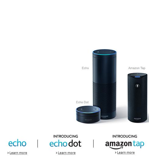 Echo & Accessories