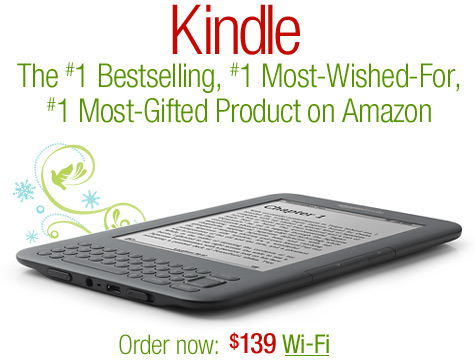 Kindle Advertisement