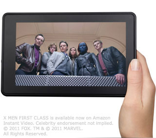 Kindle Fire vs iPad 2 vs Nook Tablet, Review & Comparison