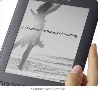 Screensaver Example