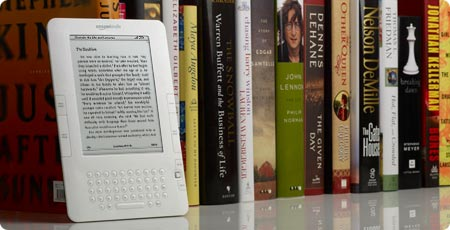 The Kindle Store: More Than 450,000 Books