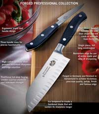 Amazon Com Victorinox Forged 8 Inch Chef S Knife Chefs