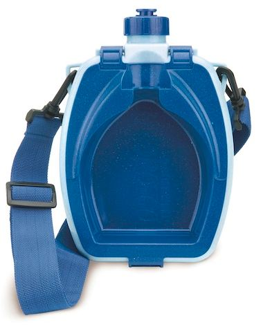 Portable Dog Water Bowl >> Amazon.com : Drinkwell Hydro-Go Pet Canteen : Water Bowls