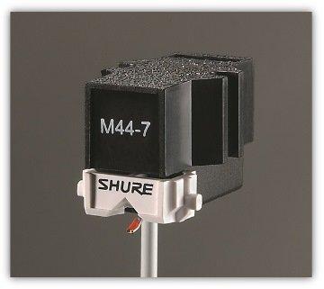 shure m44 7 standard dj turntable cartridge musical instruments. Black Bedroom Furniture Sets. Home Design Ideas