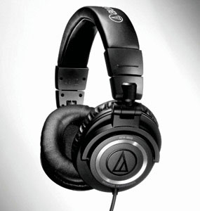 Amazon.com: Audio-Technica ATH-M50 Professional Studio