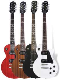epiphone les paul studio electric guitar ebony musical instruments. Black Bedroom Furniture Sets. Home Design Ideas