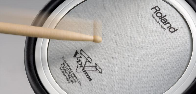 roland hd 3 v drums lite electronic drum kit musical instruments. Black Bedroom Furniture Sets. Home Design Ideas