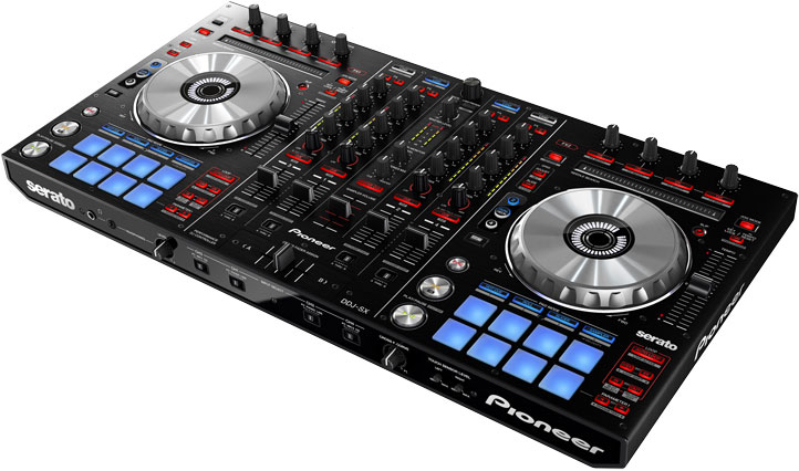 pioneer ddj series ddj sx digital performance dj controller musical instruments. Black Bedroom Furniture Sets. Home Design Ideas