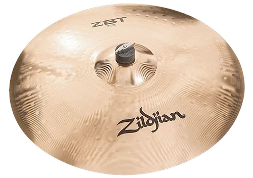 zildjian zbt 20 inch rock ride cymbal musical instruments. Black Bedroom Furniture Sets. Home Design Ideas
