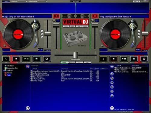 DJ E2 TÉLÉCHARGER MP3 HERCULES LOGICIEL CONTROL POUR