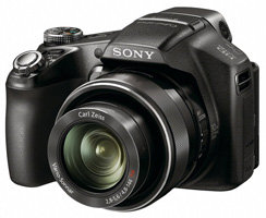 caméra manuelle Sony DSC hx100v
