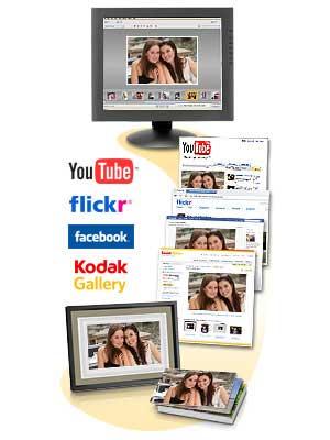 Kodak EasyShare highlights