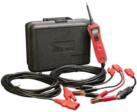 automotive electrical circuit tester 12 24 volt diagnostic kit auto repair tool ebay. Black Bedroom Furniture Sets. Home Design Ideas