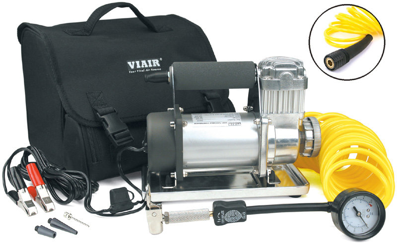 Amazon.com: VIAIR 300P Portable Compressor: Automotive