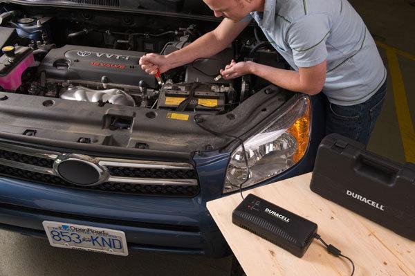 Amazon.com: Duracell 25 Amp Battery Chargr: Automotive