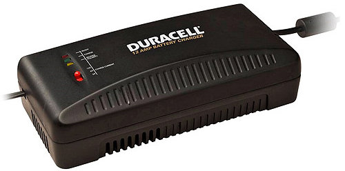Amazon.com: Duracell 12 Amp Battery Chargr: Automotive