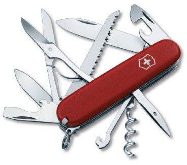 Amazon Com Victorinox Swiss Army Huntsman Ii Knife
