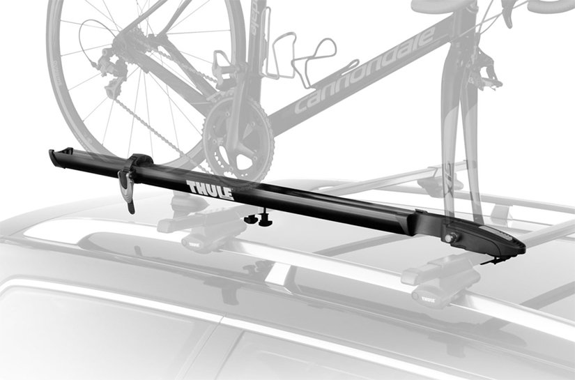 Thule 517 Peloton Fork Mount Rooftop Bicycle Carrier