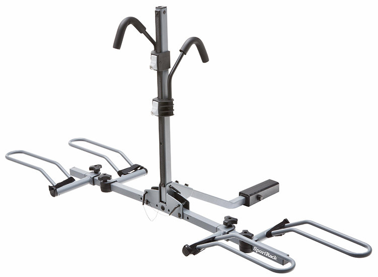 SportRack SR2901LR 2-Bike Lock and Tilt Platform Hitch