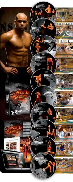 Shaun T - Insanity workout FREE DOWNLOAD - Free Body Workout