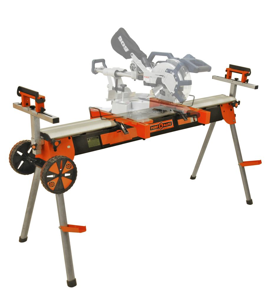 Portable table saw stand plans free ~ Bert Jay
