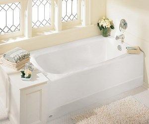 American Standard 2461 002 020 Cambridge 5 Feet Bath Tub