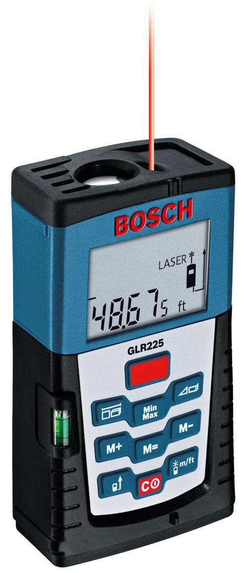 bosch laser distance measuring tape mesure digital work tool home garage room ebay. Black Bedroom Furniture Sets. Home Design Ideas