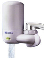 Amazon Com Brita On Tap Faucet Water Filter System White