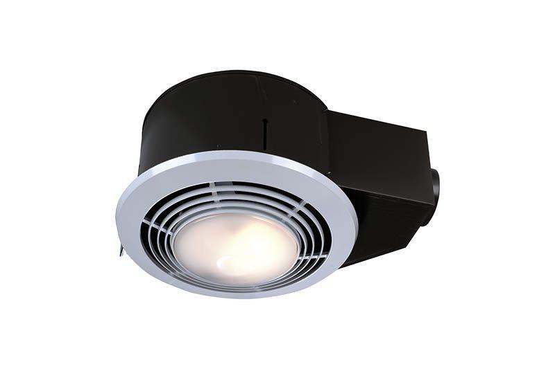 Nutone Model Qt9093wh Combination Fan Heater Light Night