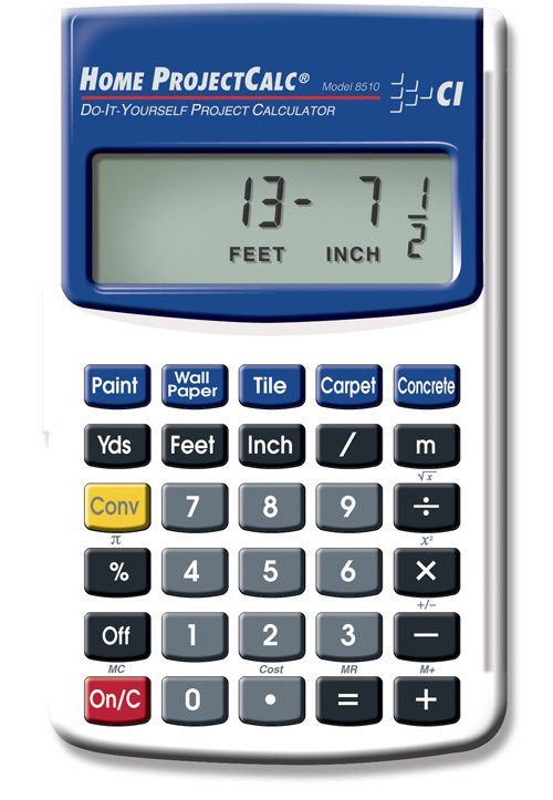 Do It Yourself Home Design: Amazon.com: Calculated Industries 8510 Home ProjectCalc Do