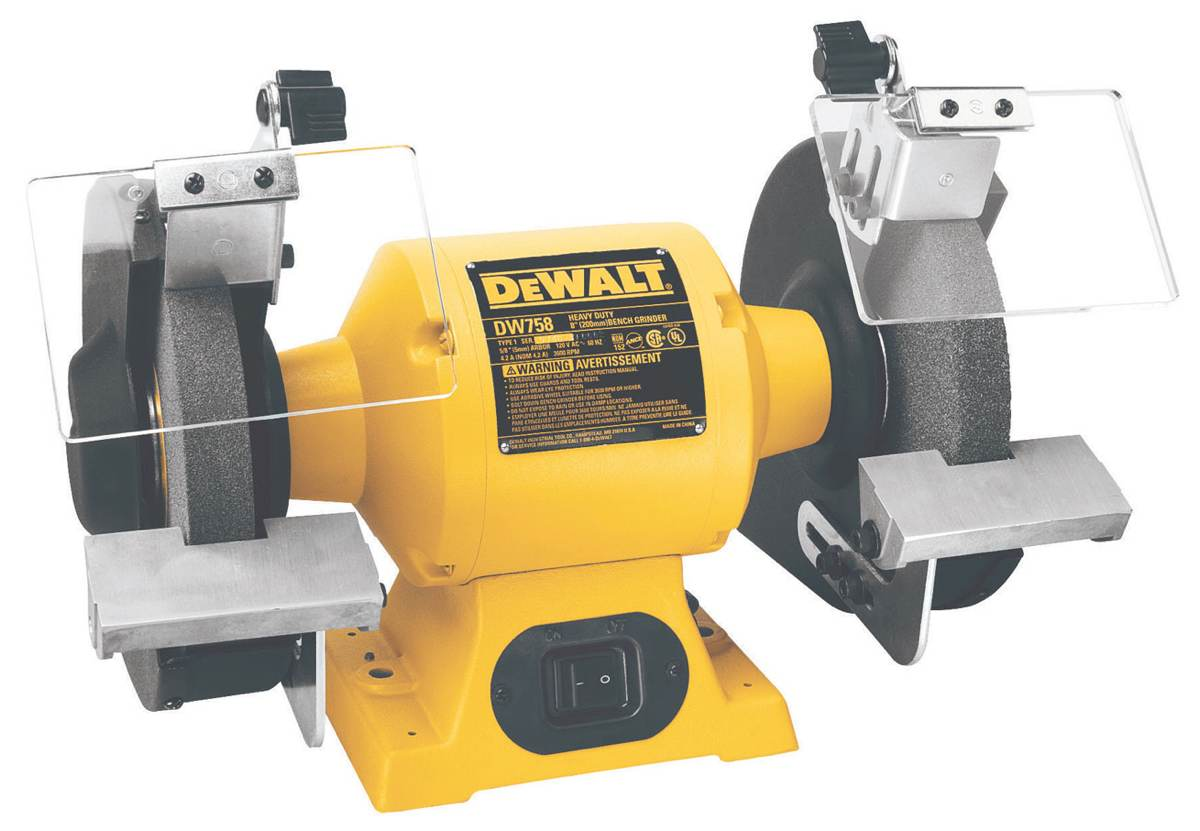 Dewalt Dw756 6 Inch Bench Grinder Power Bench Grinders