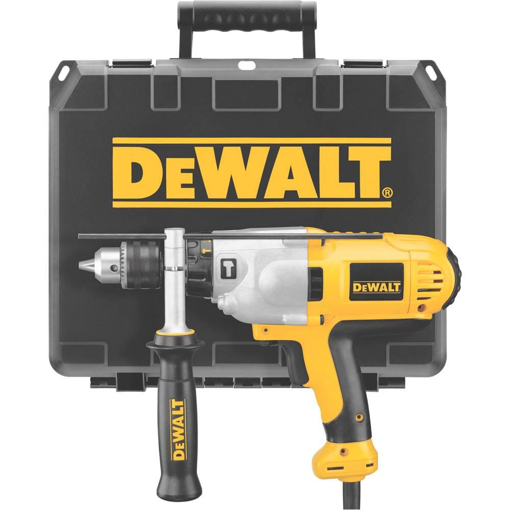 Dewalt Dwd525k 1 2 Inch Vsr Mid Handle Grip Hammerdrill