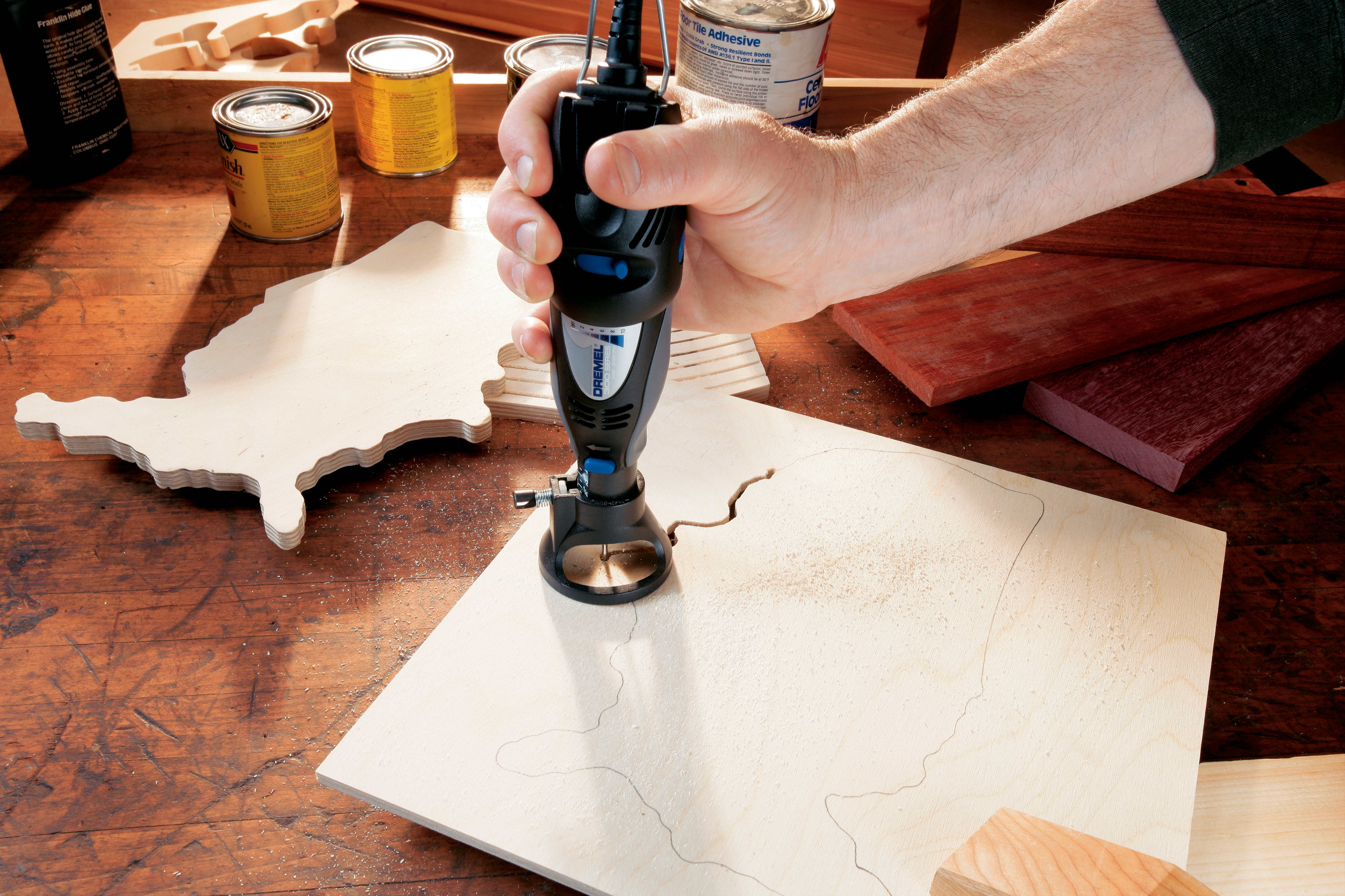 Craft Ideas With Rotary Tool