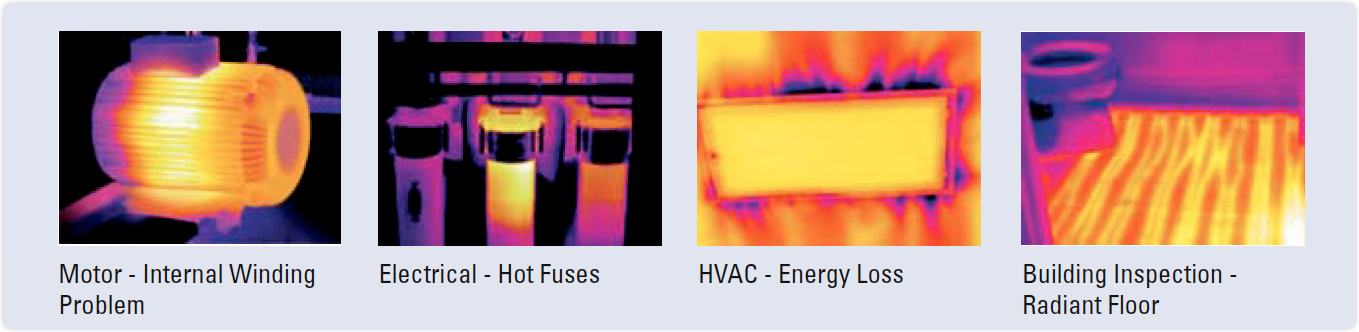 FLIR i7: Compact Thermal Imaging Camera with 140 x 140 IR Resolution