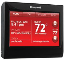 honeywell B00EJIYUUU main sm Honeywell RTH9590WF1003/U Wi Fi Smart Thermostat with Voice Control